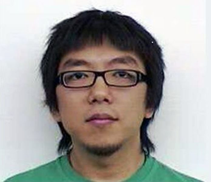 Bo Zou, 34, has been charged with sexual assault.