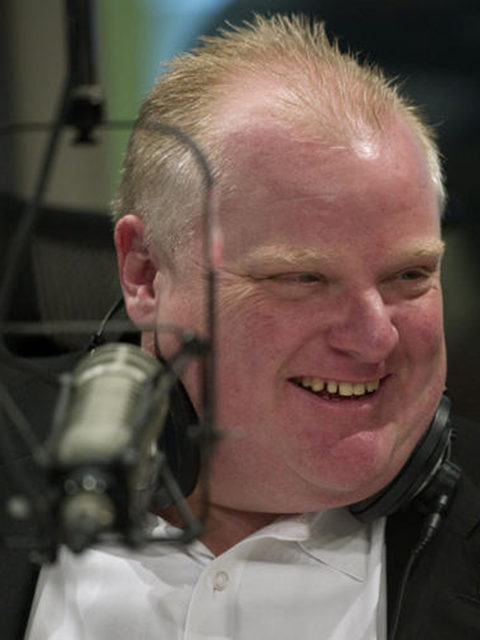 Former mayor Rob Ford had been battling cancer since late 2014. (Courtesy of Flickr)