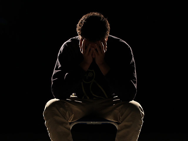 Depression can affect anyone, and it can be incredibly hard to shake. Peter Lozinski / Ryersonian staff