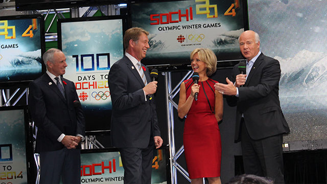 CBC reveals coverage plans for 2014 Sochi Olympic Games