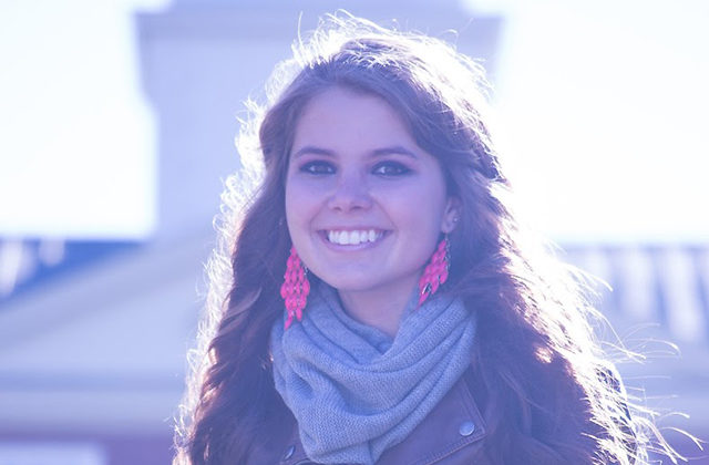 Bronté James is the sports editor of the Brunswickan in Fredericton, N.B.