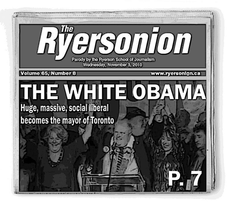 Ryersonion FORD BW CARTON