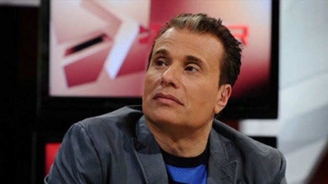 "TSN's ""Off the Record"" host, Michael Landsberg, is open about his struggles with depression in the hope it helps others. Erica Whyte / Ryersonian Staff"
