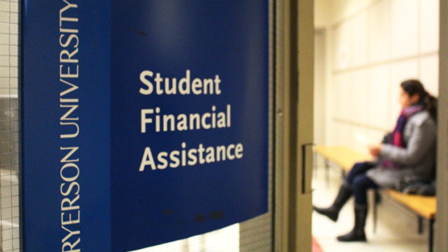 Starting next September, students will not be charged deferral fee, late-payment fees or interest rates. (Arti Panday/Ryersonian staff)