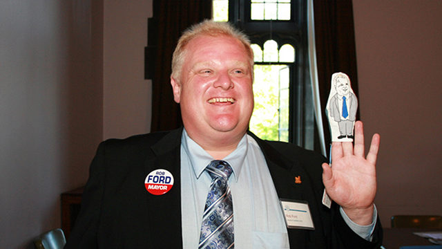 Film rights sold for Ryerson grad's book about Rob Ford