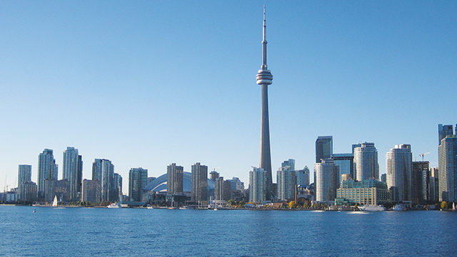 March 6, 2014 marks Toronto's 180th birthday. The city was renamed Toronto in 1834. (Ryersonian file photo)