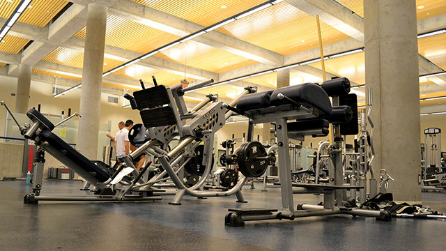 Five Student-Friendly Fitness Centres