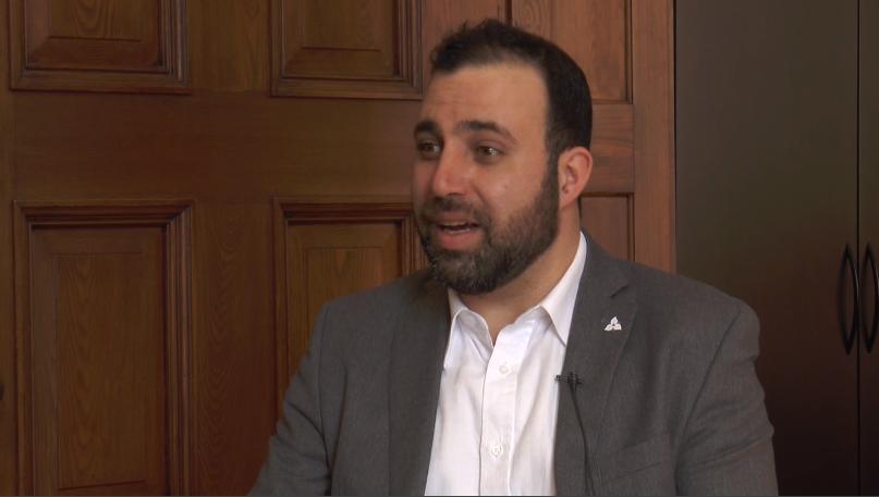 NDP MP Jonah Schein