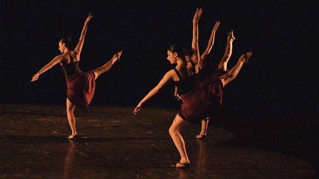 Dance review: Choreographic Works