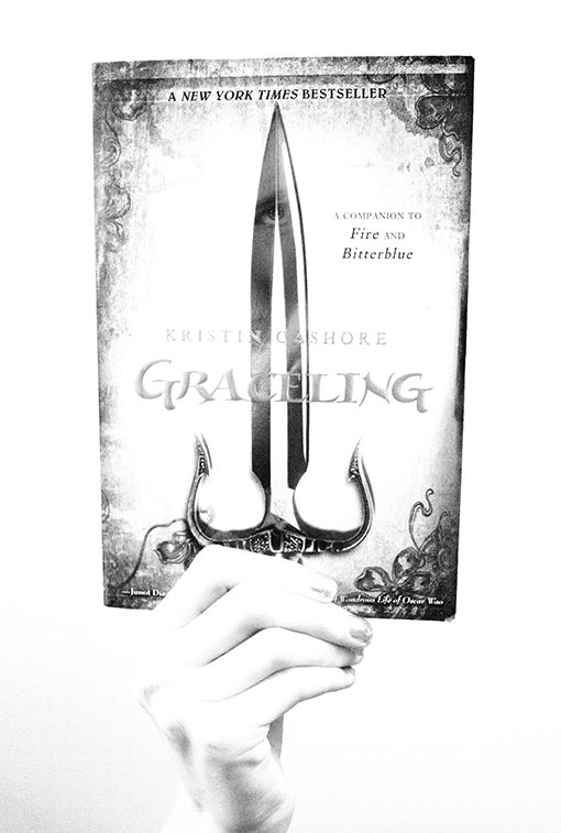 Ryersonian Book Club: Graceling, by Kristin Cashore