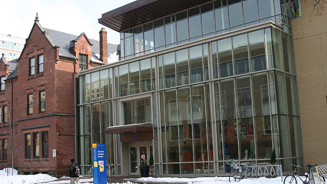 The RSU operates out of the Student Campus Centre (Ryersonian file photo)