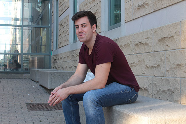 RTA student, Kyle Courneya, talks about dealing with depression