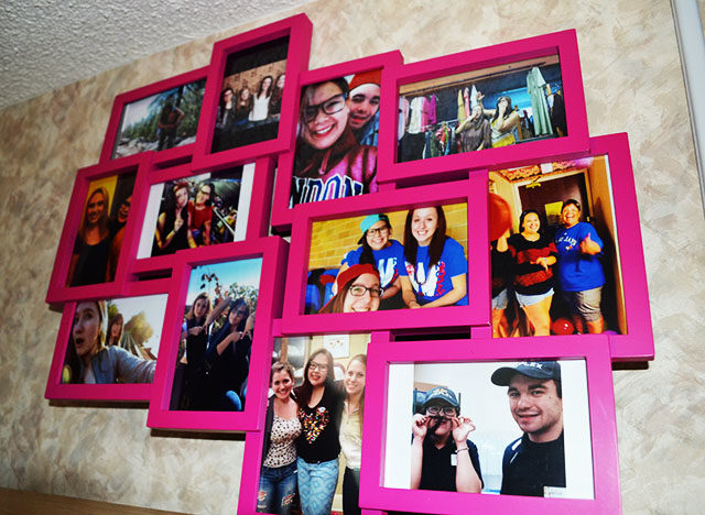 Alyssa's pic frame of friends 640