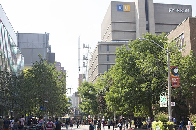 Top 5 Gems of Ryerson University