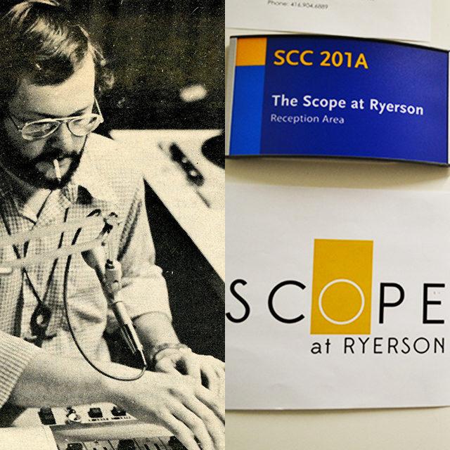 Click here to compare The Scope's programming to CKLN's predecessor, Ryerson Community Radio, circa 1971.