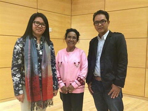 Panel on Burma's struggle for freedom brings stories of bravery and heartbreak to Ryerson