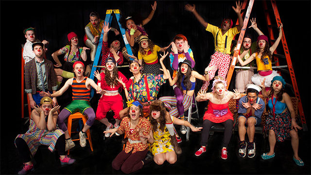 Clown 2014 is a production done by the Ryerson theatre school. It runs from Thursday, October 9 until Saturday. October 11. (Courtesy Ryerson Theatre School)