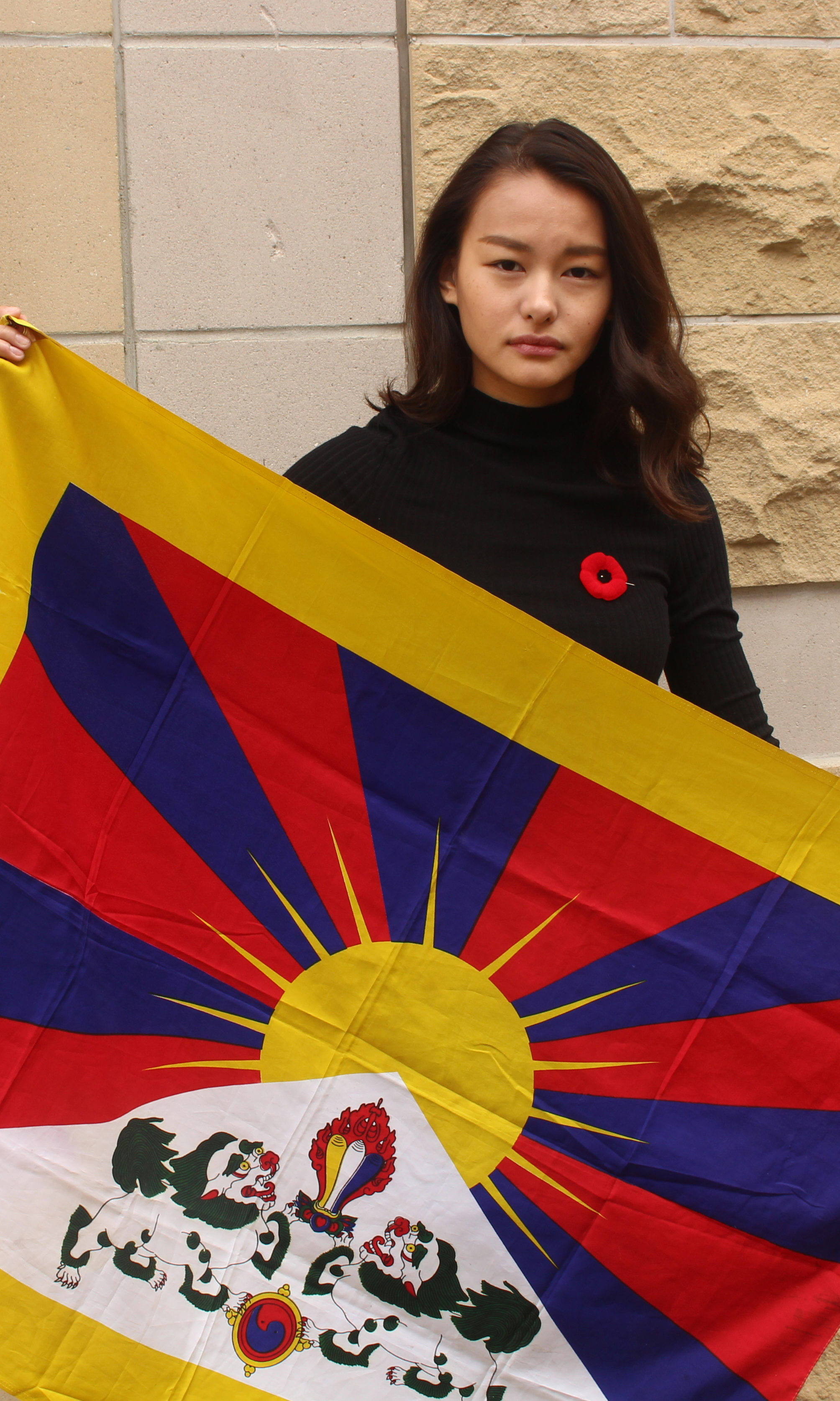Remembrance Day through the eyes of a Tibetan