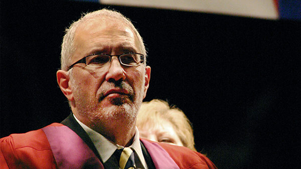 Outgoing Ryerson president Sheldon Levy. Ryersonian file photo.