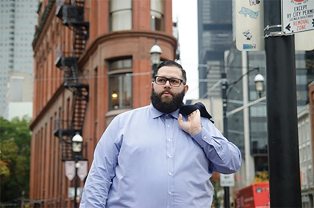 Fashion startup Parker & Pine caters to plus-size men's fashion