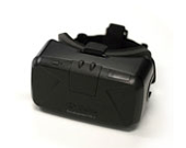 Oculus Rift wearable technology. Courtesy oculus.com