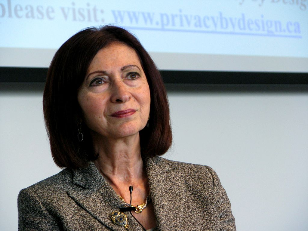 Ann Cavoukian was Ontario's former information and privacy commissioner. (Courtesy Laurelrusswurm / WIkimedia Commons)