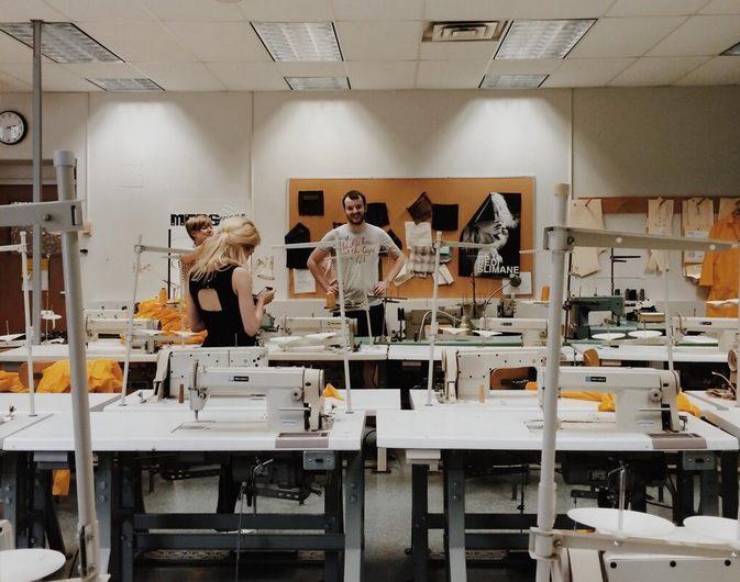 Joe Fresh will be investing $1 million in Ryerson's Fashion Zone to create The Joe Fresh Centre (Courtesy of Ryerson Fashion Zone).