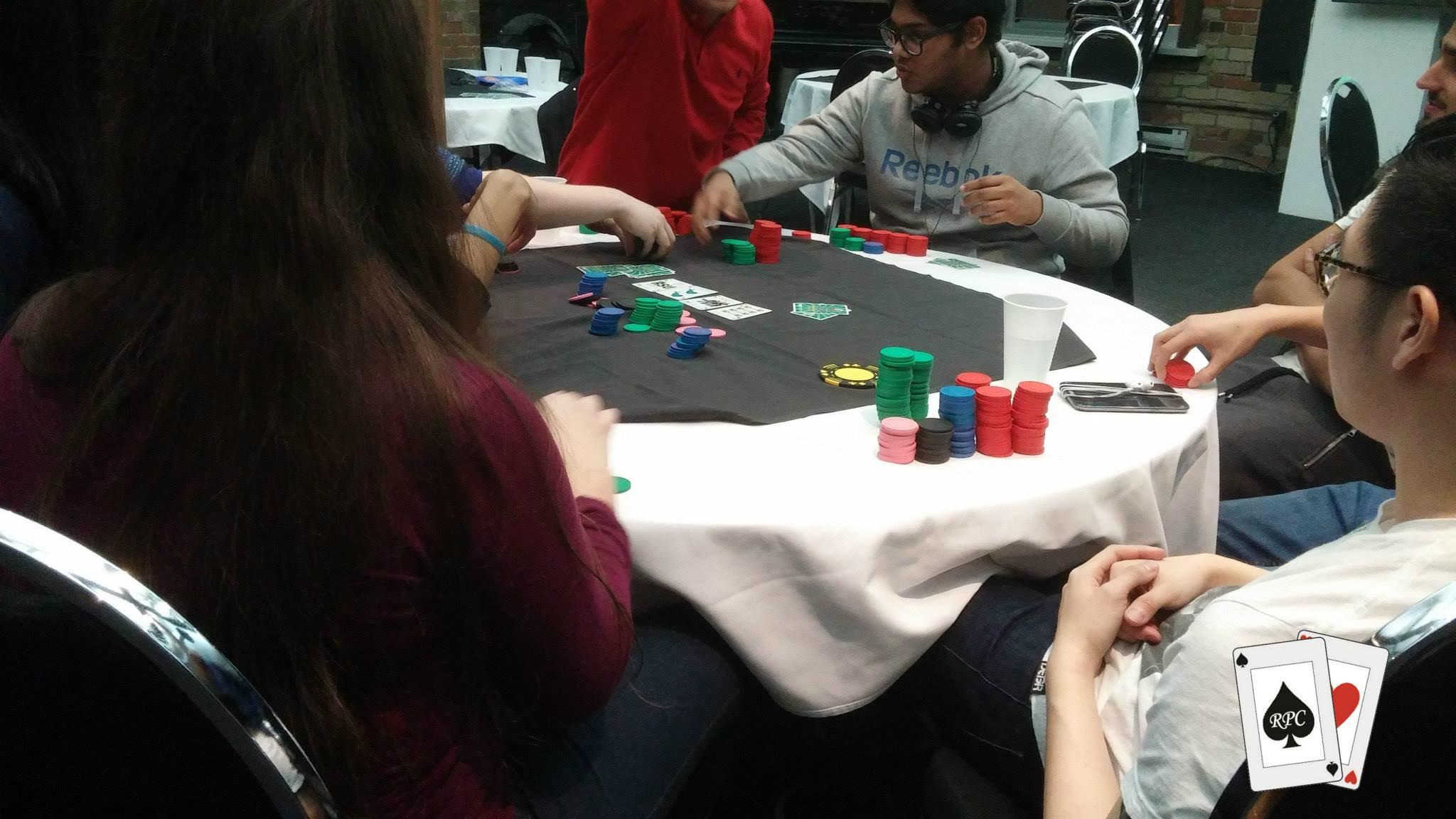 poker club in actio0n