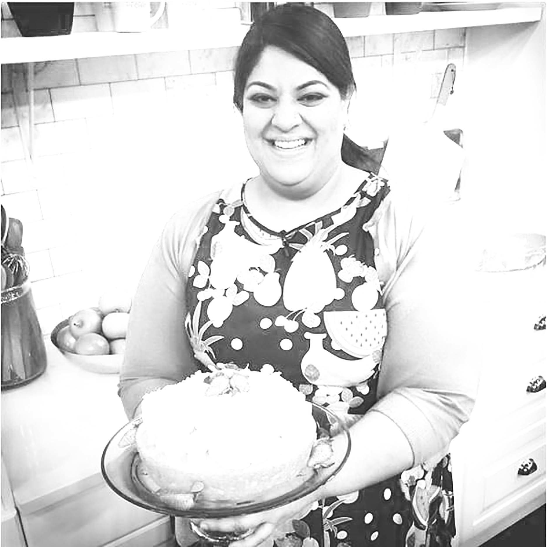 Courtesy Instagram/@ joshnamaharaj Executive chef Joshna Maharaj is leaving Ryerson after two years.