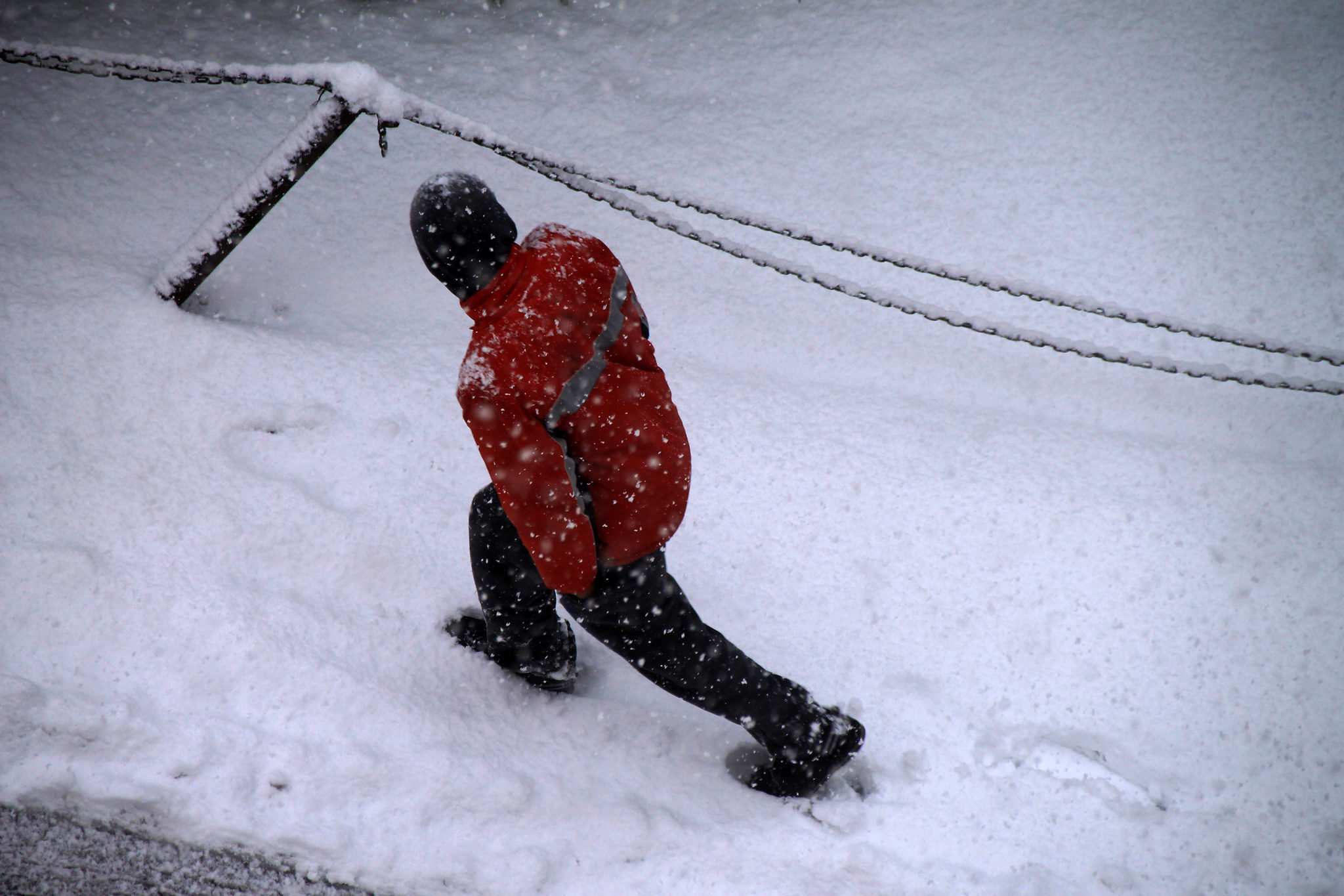 A major snow storm is headed for Toronto. (Courtesy rabiem22/Creative Commons)
