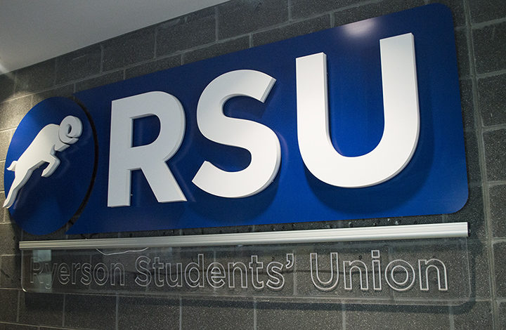 RSU Local 24 CFS sign