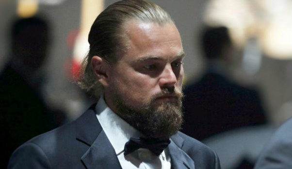 Give Leo the Oscar!