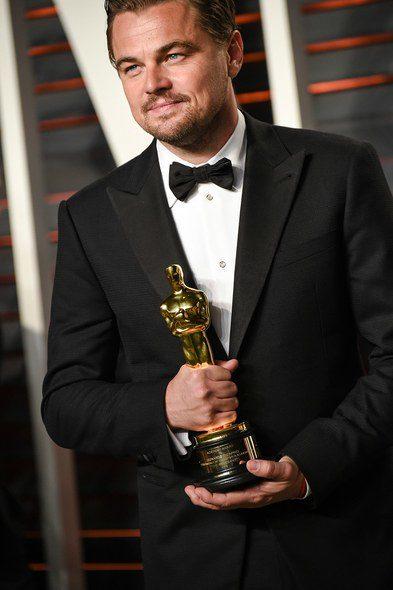 Leonardo DiCaprio (Courtesy Vanity Fair)