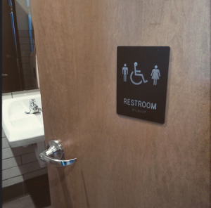 Gender Neutral Washrooms in Elementary Schools