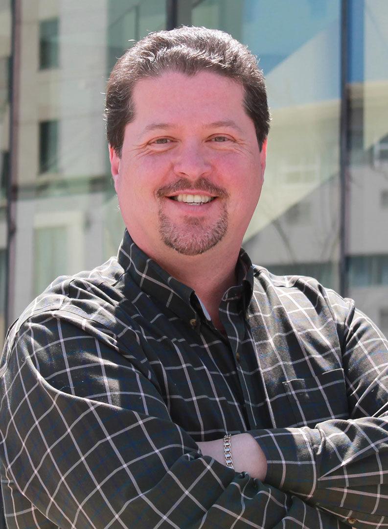 Darren Piercey, founder of WellTrack. (Courtesy of Darren Piercey)
