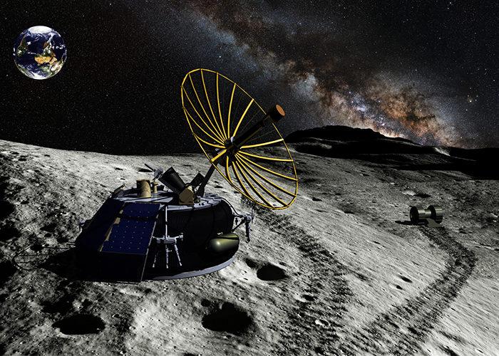 Ryerson grad racing to the moon
