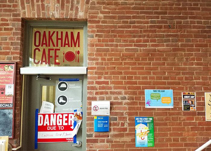 Oakham Café staff strapped for shifts