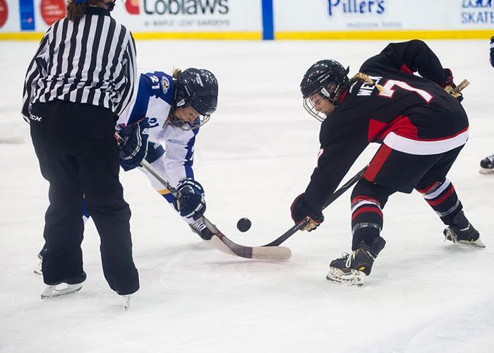 Women's Hockey on Sept. 9, 2016.
