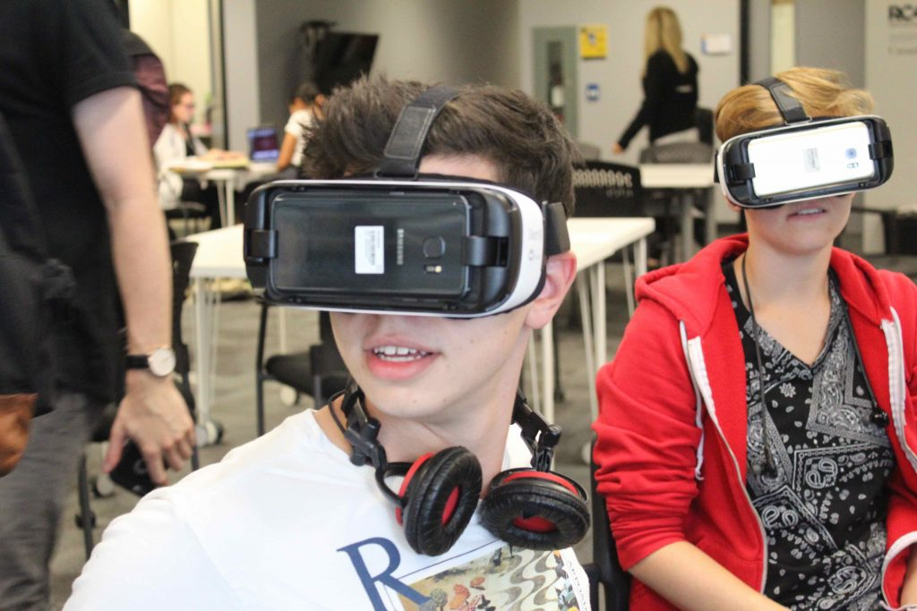 virtual reality ryerson