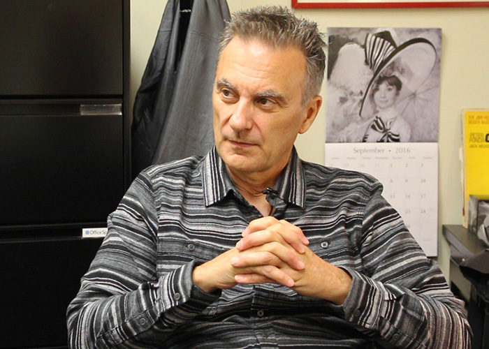 Steven Ehrlick, director of the Music Den, has worked in legal and business affairs for BMG Music Canada and EMI Music Canada, and co-founded the Toronto-based Orange Record Label in 2002. (Jacob Cohen)
