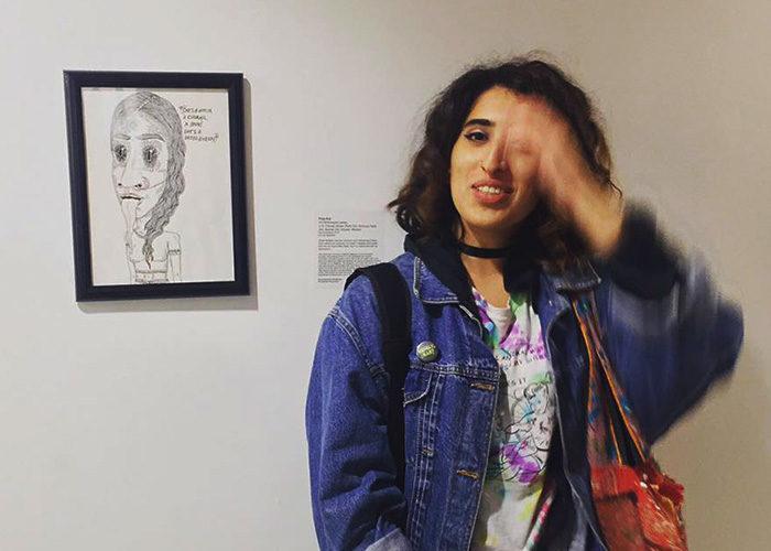 Hana Shafi at (Mus)Interpreted, Daniel's Spectrum