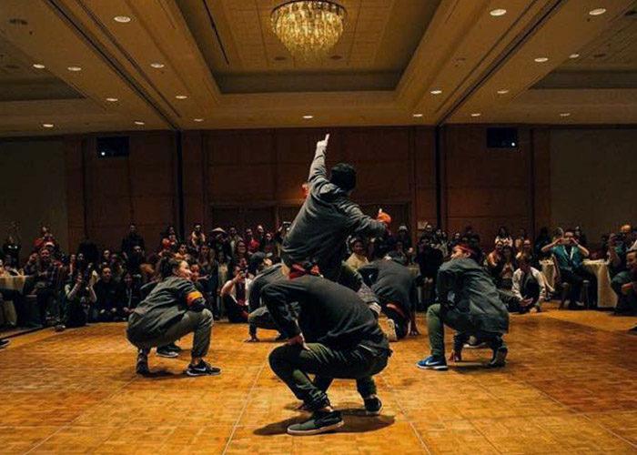 Ryerson Urban Hip Hop Union Dance Team