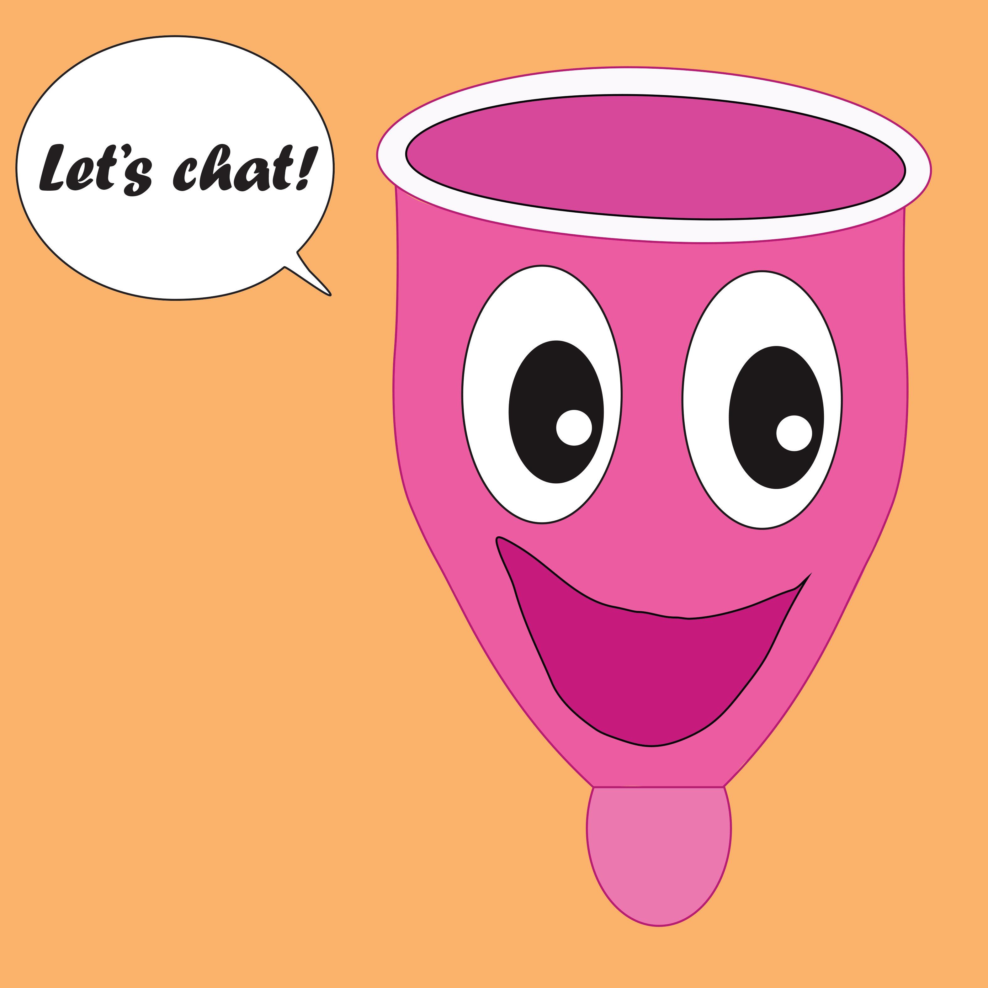 menstruation, diva cup