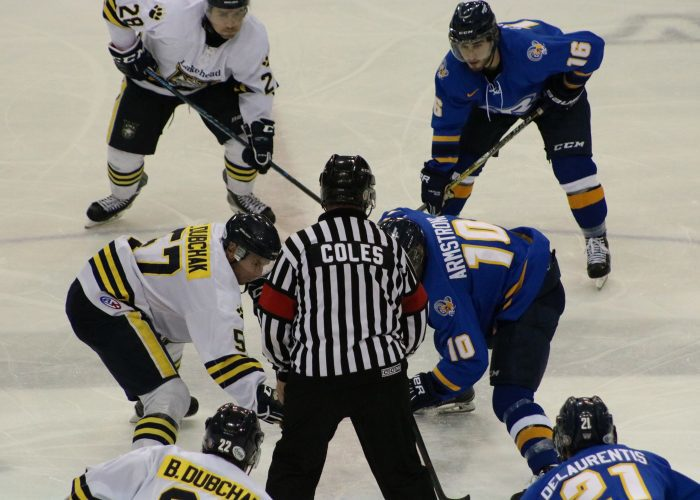 Ryerson men's hockey