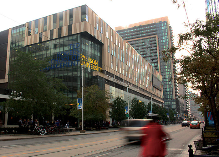 The Ryerson Business Building