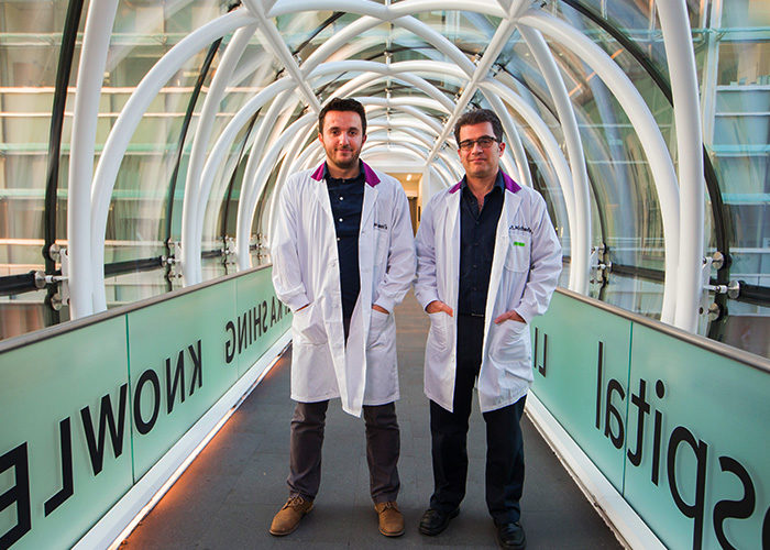 Ryerson physicists battle tumours with ultrasound