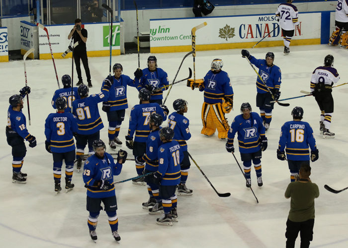 Rams men's hockey
