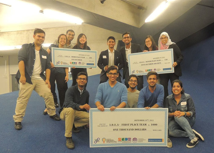 Ryerson Students will tackle a real life problem at this year's I.D.E.A competition