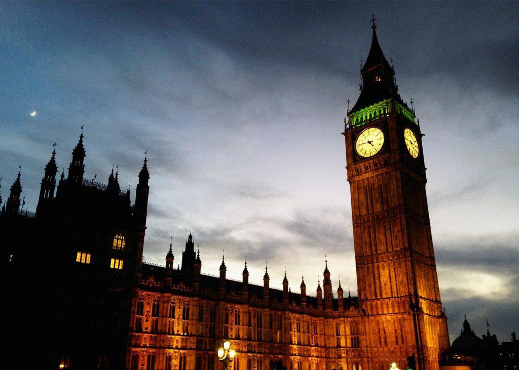Victoria Tower/Big Ben (Courtesy Amanda Gilmore)