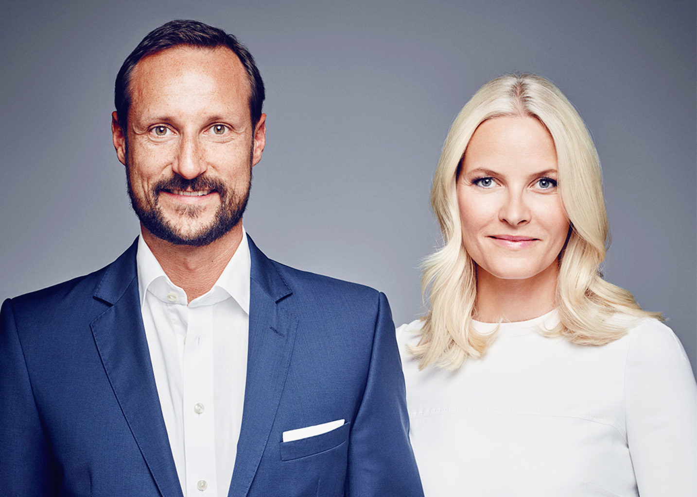 The Crown Prince Couple. (Courtesy Jørgen Gomnæs via The Royal Court)